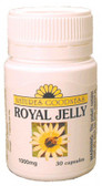 Natures Goodness Royal Jelly 1000mg 30 Caps