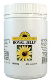Natures Goodness Royal Jelly 1000mg Capsules 365s