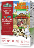 Orgran Animal Shaped Rice and Corn Pasta 200gm