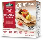 Orgran Toasted Buckwheat Crispibread 125g