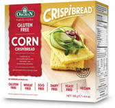 Orgran Toasted Corn Crispibread 125g