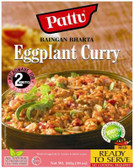 Pattu Baingan Bharta Eggplant Curry 285gm