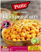 Pattu Channa Masala Chickpeas Curry 285gm