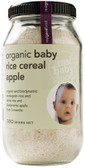 Real Good Food organic baby apple rice cereal 330g