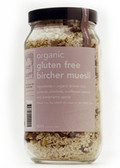 Real Good Foods Org GF Bircher Muesli Refill 500g