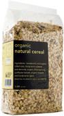 Real Good Foods Org WF Natural Cereal Bag1.25kg