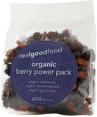 Real Good Foods Organic Berry Power Pack 200g