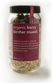 Real Good Foods Organic Fruit Free Muesli Jar 525g