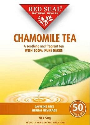 RED SEAL CHAMOMILE TEA BAGS