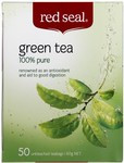 Red Seal Green 50 Teabags