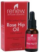 Renew Certified Organic RoseHip Oil 25ml