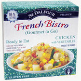 St Dalfour Gourmet Chicken with Vegetables Meal 175g