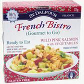 St Dalfour Gourmet Wild Salmon w/Veggies Meal 175g