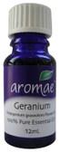 Aromae Geranium Essential Oil 12mL