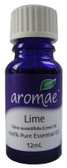 Aromae Lime Essential Oil 12mL