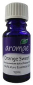 Aromae Orange Essential Oil 12mL