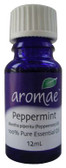 Aromae Peppermint Essential Oil 12mL