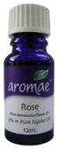 Aromae Rose Essential Oil 12mL