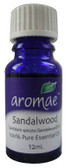 Aromae Sandalwood Essential Oil 12mL