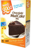 Well And Good Mud Cake Mix 450gm Gluten Free