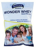 Wonderfoods Natural Whey Formula Dietary Food 1kg
