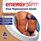 Energy Slim Cappuccino single Serve Shake 35gm