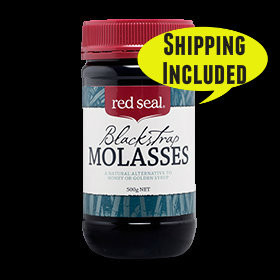 Red Seal Blackstrap Molasses Shipping Included