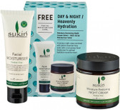 Sukin Day & Night/Heavenly Hydration Pack