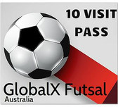 Junior futsal discount 10 pass