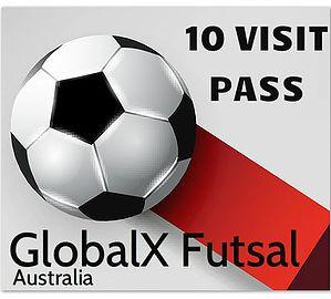 Junior futsal discount 10 pass