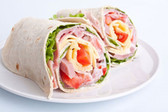 LAST DAY 6ft TRACK LUNCH HAM SALAD WRAP