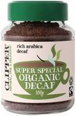 Clipper Org Med Roast Decaf Arabica Coffee 100g