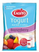 Easiyo Sweet Boysenberry Yoghurt Base 215gm