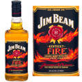 Jim Beam Kentucky Fire Whiskey 750ml