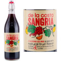 Glunz de la Costa Sangria Red Wine California 1L
