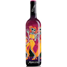 La Catrina Day of the Dead The Bridesmaids California Moscato