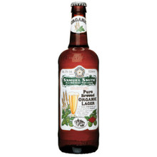Samuel Smith Pure Brewed Lager (England) 550ML