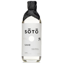 Soto Super Premium Junmai Daiginjo Sake Japan 300ml