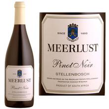 Meerlust Stellenbosch Pinot Noir
