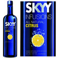 Skyy Citrus Infusions Vodka 750ml
