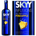 Skyy Pineapple Infusions Vodka 750ml