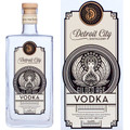 Detroit City Gilded Age Vodka 750ml