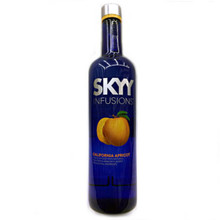 Skyy Infusions California Apricot Vodka 750ml