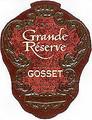 Gosset Grande Reserve Brut NV