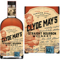 Clyde May's Straight Bourbon Whiskey 750ml