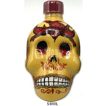50ml Mini Kah Day of the Dead Reposado Tequila 750ml