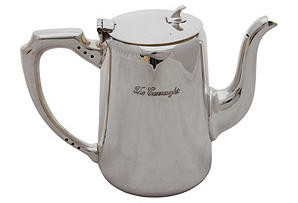 The Connaught Coffee Pot c.1960 S/P
