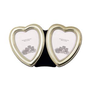 Frame Beaded Heart Design w/ Velvet Back