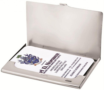 Linear design business / credit card case