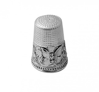 Butterfly thimble